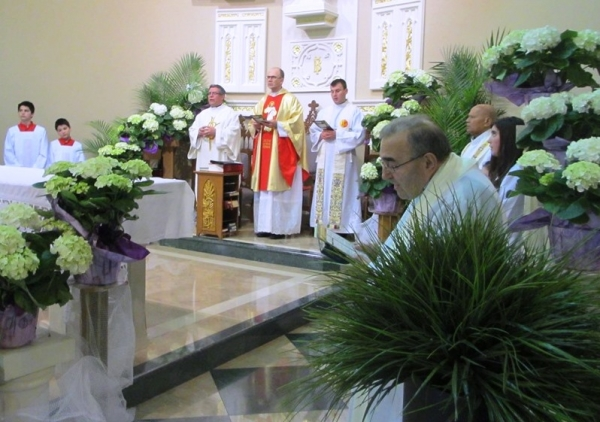 Annual Celebration of Divine Mercy Sunday